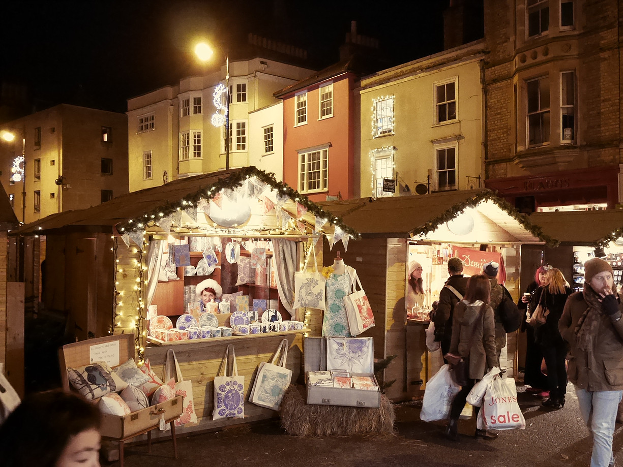 2016 Oxford Christmas Market
