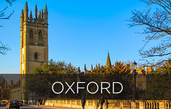 Oxford and surrounding area, stay in bed and breakfast in oxford
